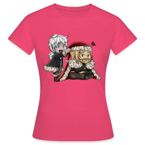 Noël en Famille - T-shirt Femme