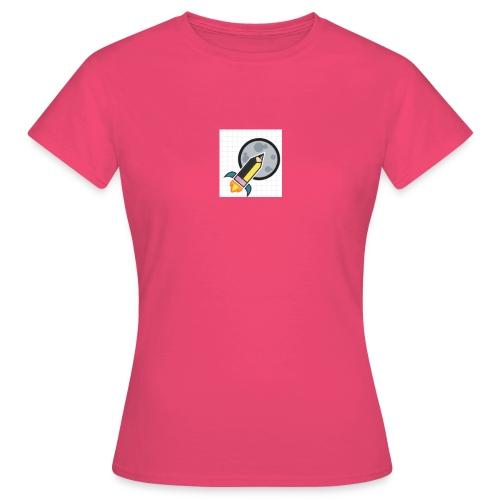 Science First Logo - Women's T-Shirt
