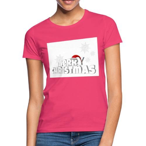 Marry Christmas! - Frauen T-Shirt