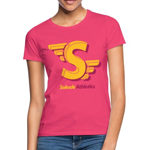Sokode S-logo Wings - T-shirt dam