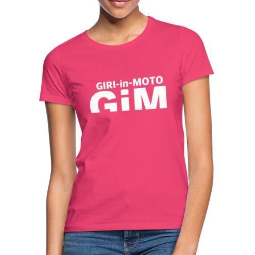 GiM bianco - Maglietta da donna