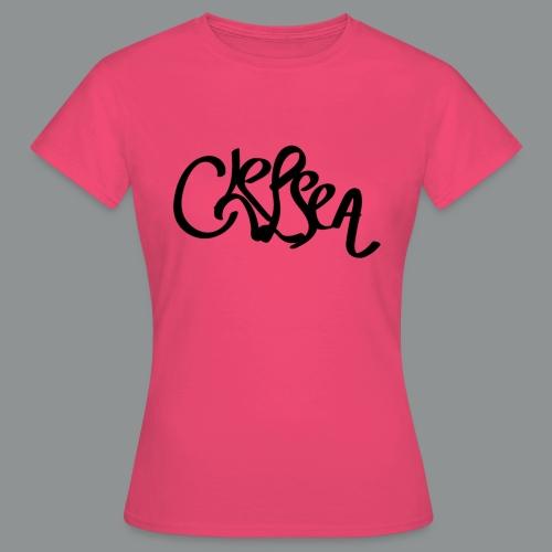 Kinder/ Tiener Shirt Unisex (rug) - Vrouwen T-shirt