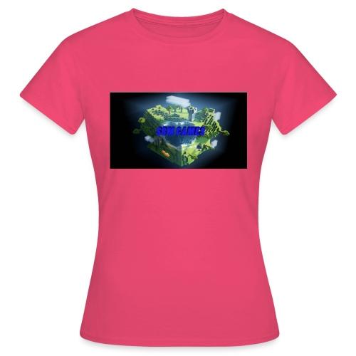 T-shirt SBM games - Vrouwen T-shirt
