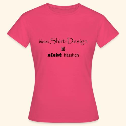 test_shop_design - Frauen T-Shirt