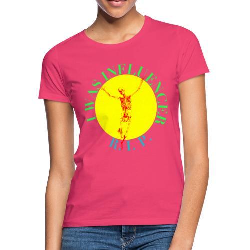 INFLUENCER - Camiseta mujer