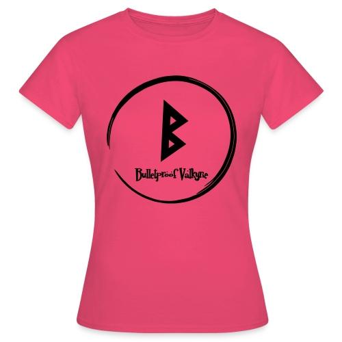 Bulletproof Valkyrie - Women's T-Shirt