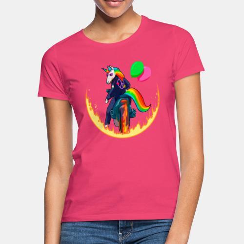 Motocornio - Camiseta mujer