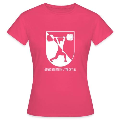 Gewichtheffen Utrecht Logo Shirt - Vrouwen T-shirt