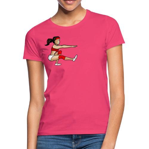 The pistol girl - Frauen T-Shirt
