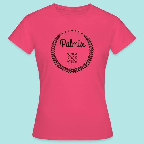 Palmix_wish V-neck - Women's T-Shirt
