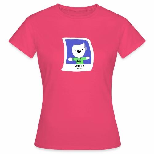 Zypro The Memorable Student - Women's T-Shirt