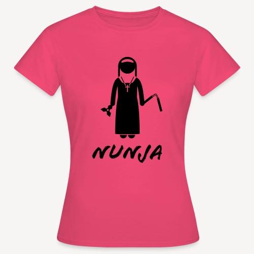 NUNJA - Frauen T-Shirt