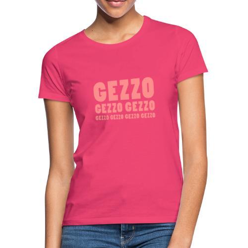 gezzo - Frauen T-Shirt