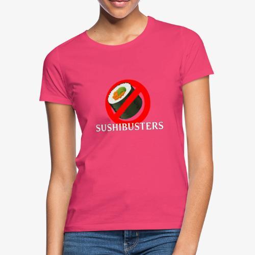 Sushibusters - Maglietta da donna