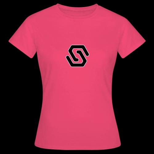 K9 eSports logo no text - T-skjorte for kvinner