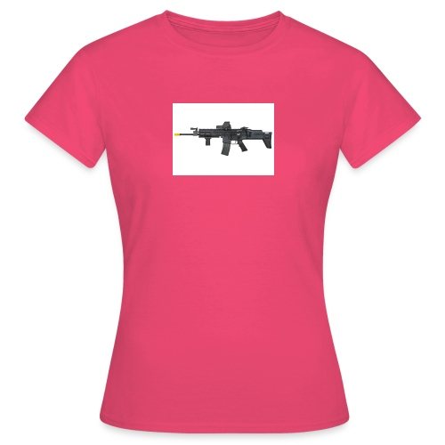 airsoft pull - T-shirt Femme