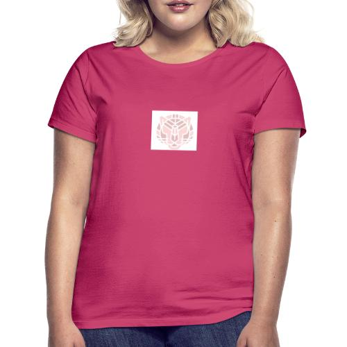 Tiger fra jungle - Dame-T-shirt