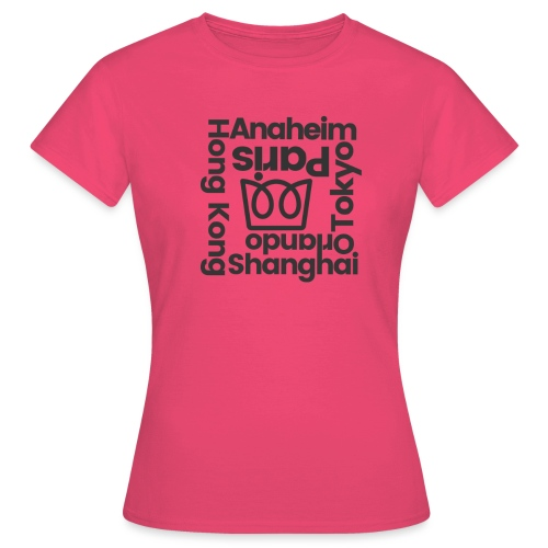 Anaheim and Beyond - Women's T-Shirt