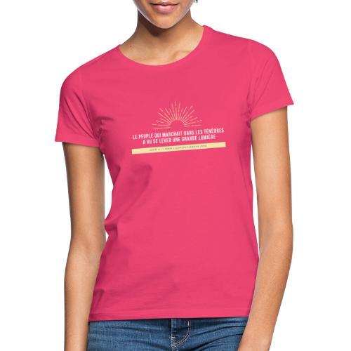 Classique - T-shirt Femme