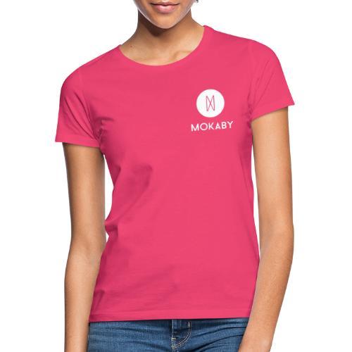 MokabyLOGO 35 - Frauen T-Shirt