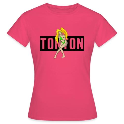TONTON GIRLINK - T-shirt Femme