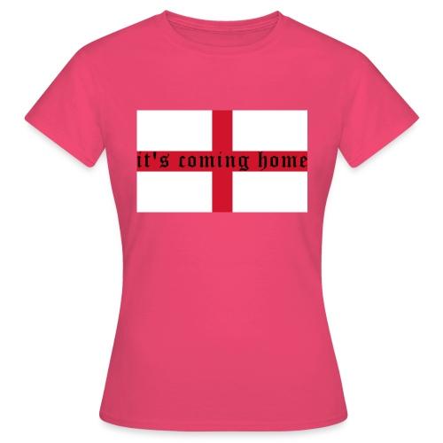 England 21.1 - Frauen T-Shirt