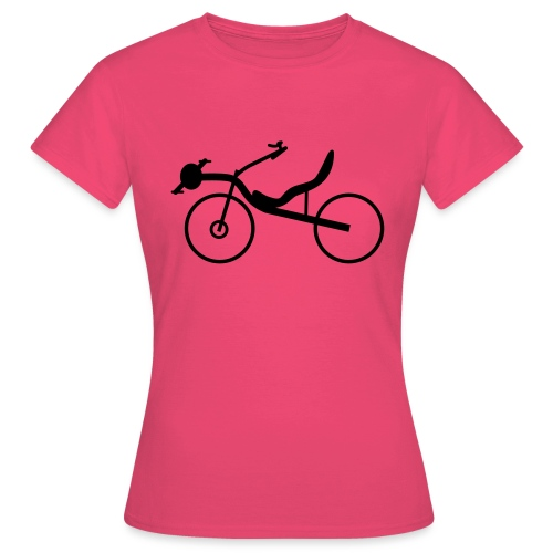 Raptobike - Frauen T-Shirt