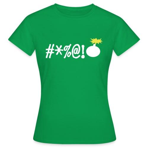 boos - Vrouwen T-shirt