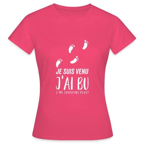 Tshirt Femme / homme - T-shirt Femme
