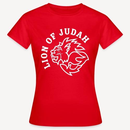 LION OF JUDAH - Women's T-Shirt