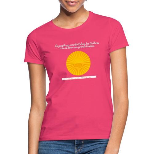 Vacances - T-shirt Femme