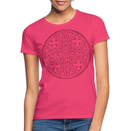 Venster kerk - Vrouwen T-shirt