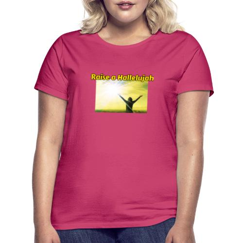 E2A1883E 90F3 41EE A546 DD94094C0142 - Dame-T-shirt