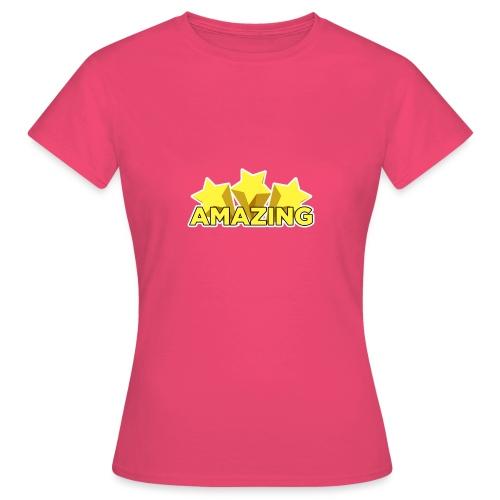 Amazing - Women's T-Shirt
