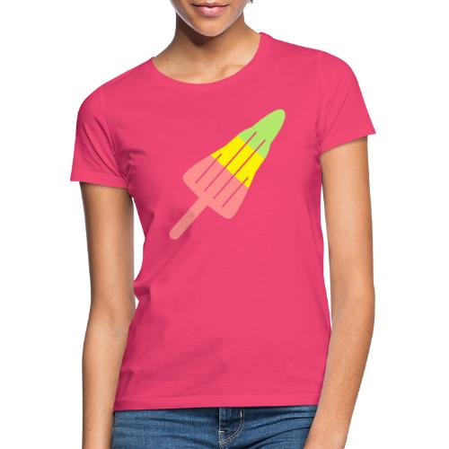 ZOOM ROCKET LOLLY choose your own flavours! - Women's T-Shirt