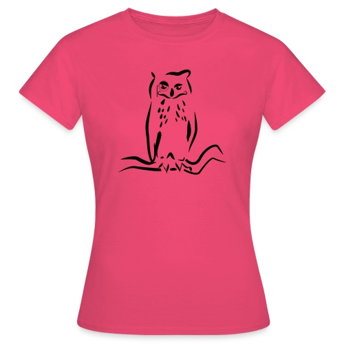Gufo - Maglietta da donna