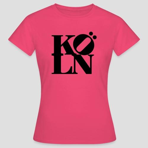 KOELN - Frauen T-Shirt