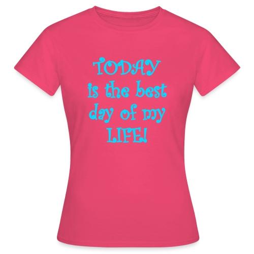 Carpe Diem 21.2 - Frauen T-Shirt