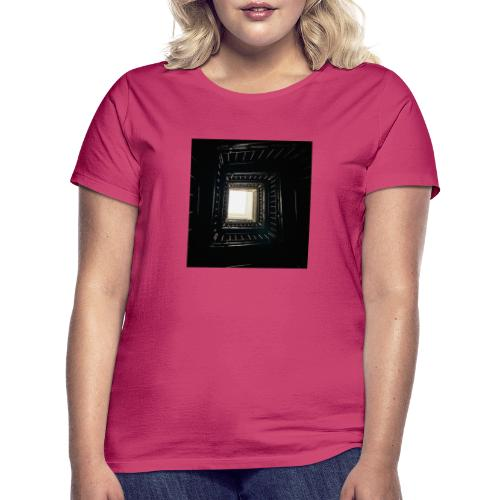 Treppenhaus - Frauen T-Shirt