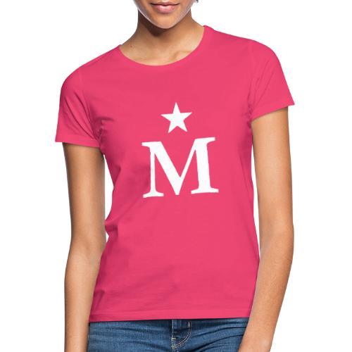 M de Moderdonia blanca - Camiseta mujer