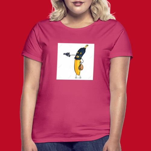 RøverBananen - Dame-T-shirt