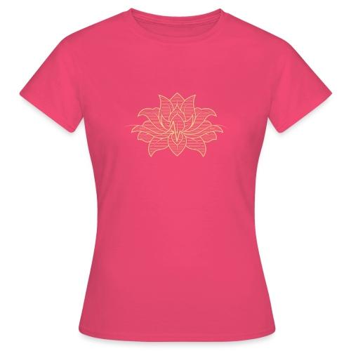 In-Extremis du lotus - T-shirt Femme