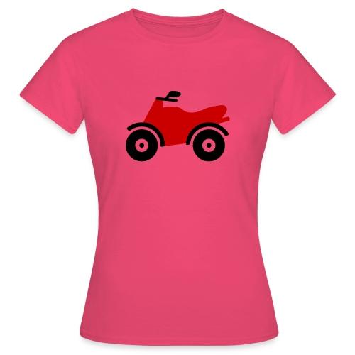 Bike Comic - Frauen T-Shirt