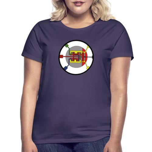 JackJohannes Hemp's Oscillator - Vrouwen T-shirt