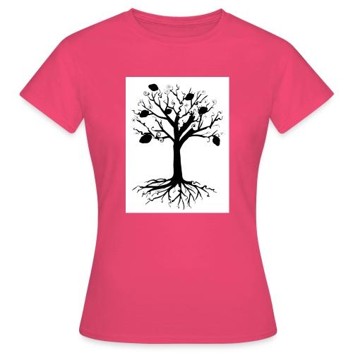 Drevo +Fehu - Camiseta mujer
