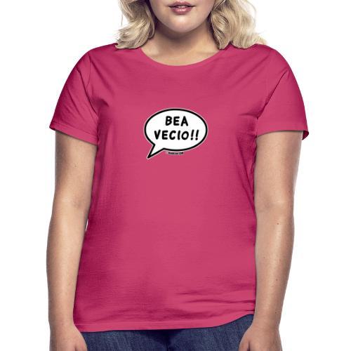 Bea Vecio Logo - Maglietta da donna