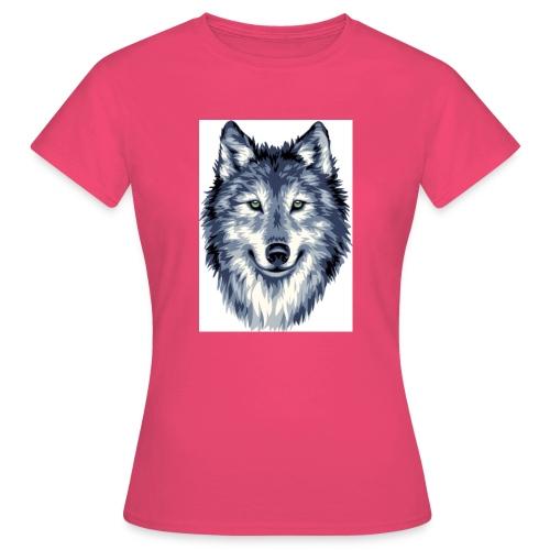 7C222599 19AF 49C2 895F E70AB0B23BE7 - Frauen T-Shirt