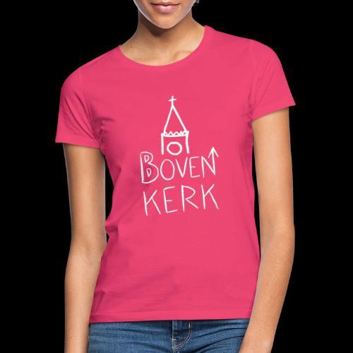 Bovenkerk wit - Vrouwen T-shirt