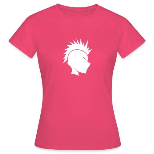 Cally Mohawk Logo - Women's T-Shirt