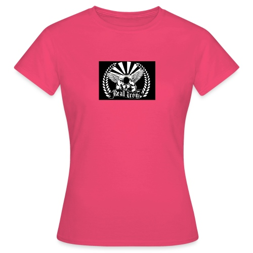 Logo Ironwear - Frauen T-Shirt